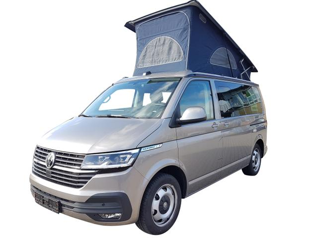 Volkswagen California 6.1 - Beach Tour T6.1 DAB/App Connect/2. Schiebetür Bestellfahrzeug, konfigurierbar