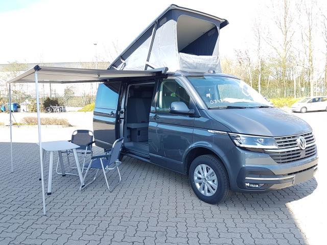Volkswagen California 6.1 - Ocean T6.1 NAVI/PDC v h/LED/Kamera Vorlauffahrzeug kurzfristig verfügbar