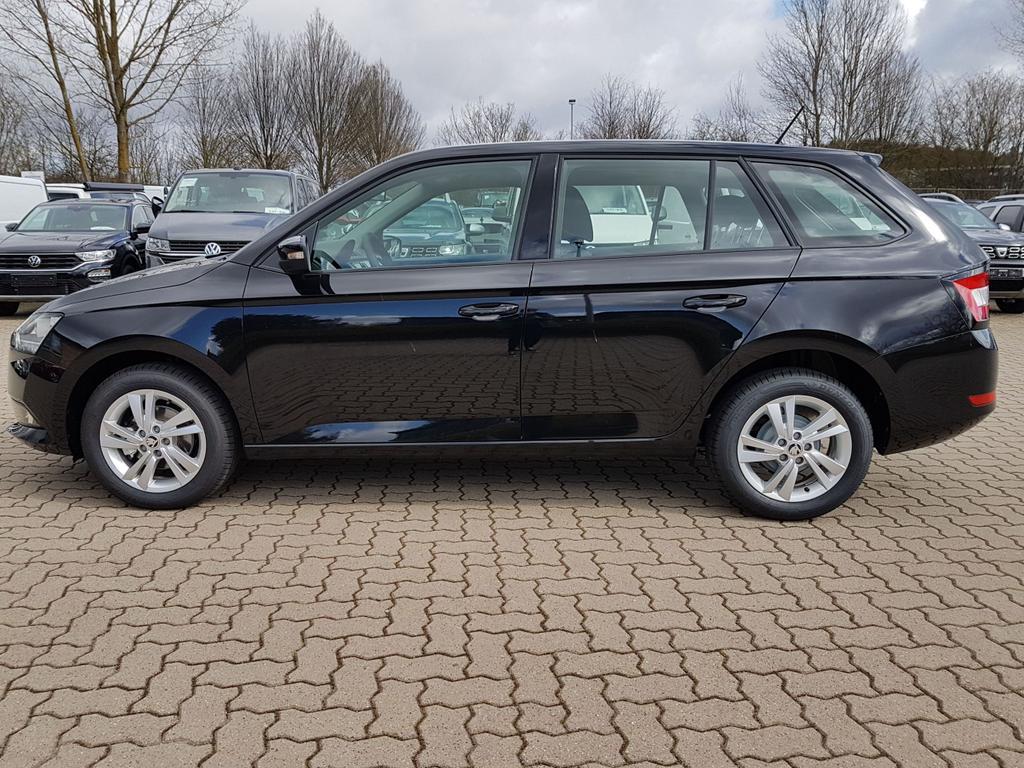 Skoda / Fabia Combi /  EU-Neuwagen / Reimport