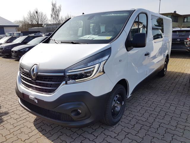 Lagerfahrzeug Renault Trafic - Kastenwagen Doka L2H1 LED/KAMERA/NAVI/SHZ