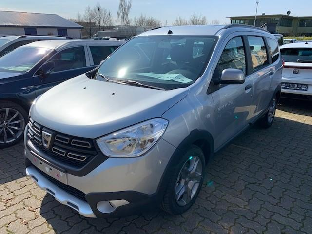 Lagerfahrzeug Dacia Lodgy - Stepway Navi/Kamera/SHZ/7-Sitze/PDC hinten