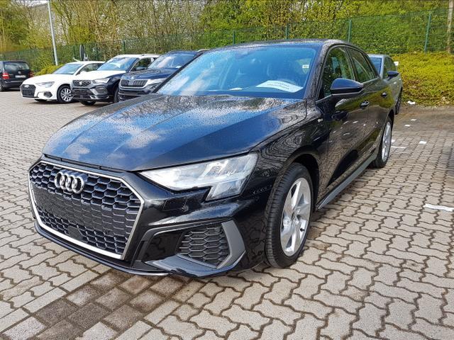 Lagerfahrzeug Audi A3 Sportback - S line SHZ/NAVI/APP/Virtual Cockpit