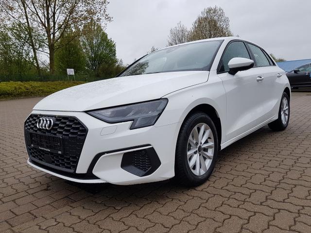 Lagerfahrzeug Audi A3 Sportback - SHZ/NAVI/Virtual Cockpit