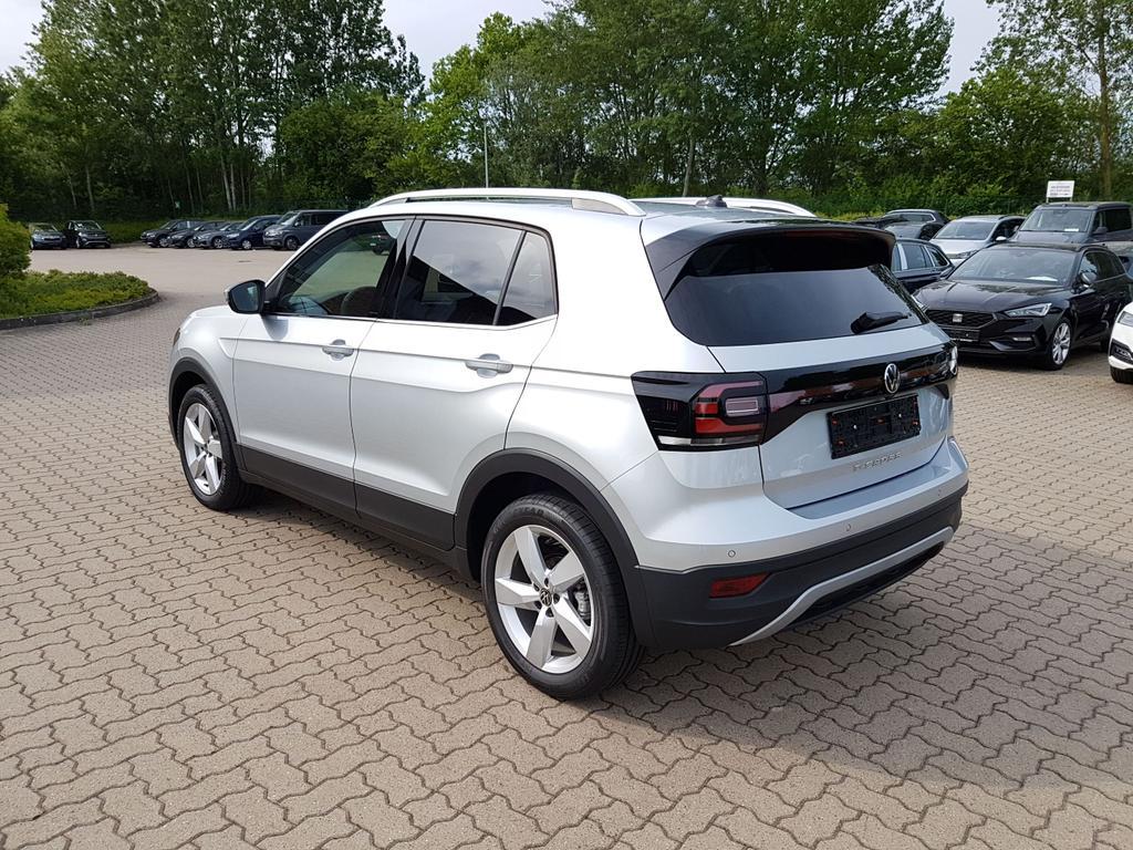 Volkswagen T-Cross EU-Neuwagen Reimport