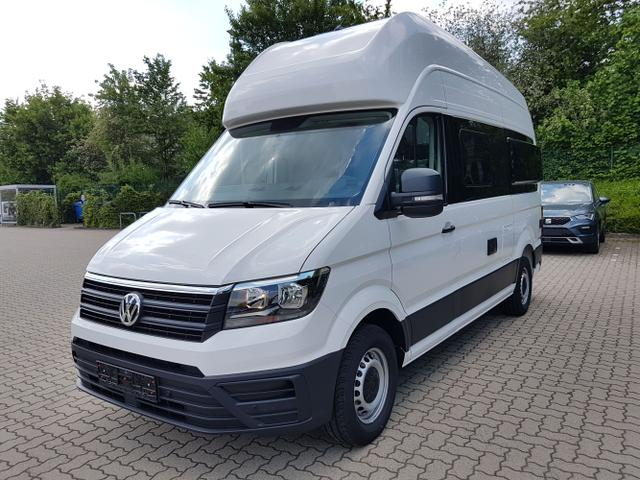 Volkswagen Grand California - 600 *SOFORT* KAMERA+SHZ+PDC