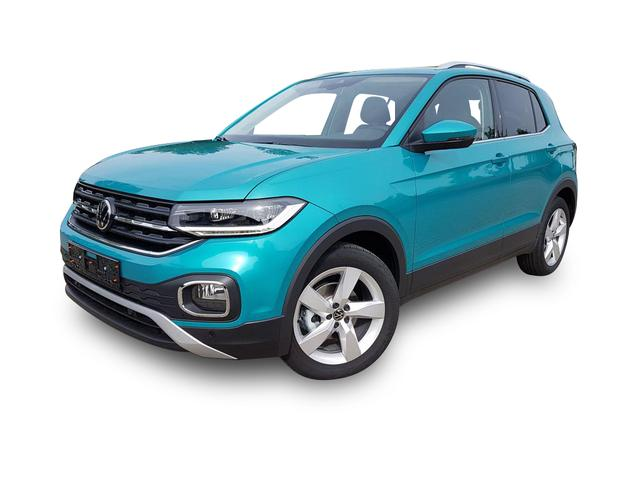 Volkswagen T-Cross - Style Team PDC/ACC/ LED/Nebel Bestellfahrzeug frei konfigurierbar