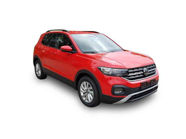 Volkswagen T-Cross - Life SHZ PDC Alu Winter Bestellfahrzeug frei konfigurierbar