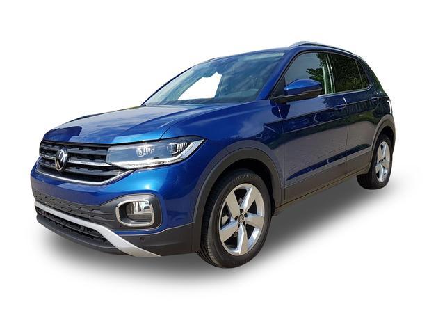 Volkswagen T-Cross - Style PDC/ACC/ LED/Nebel Bestellfahrzeug frei konfigurierbar
