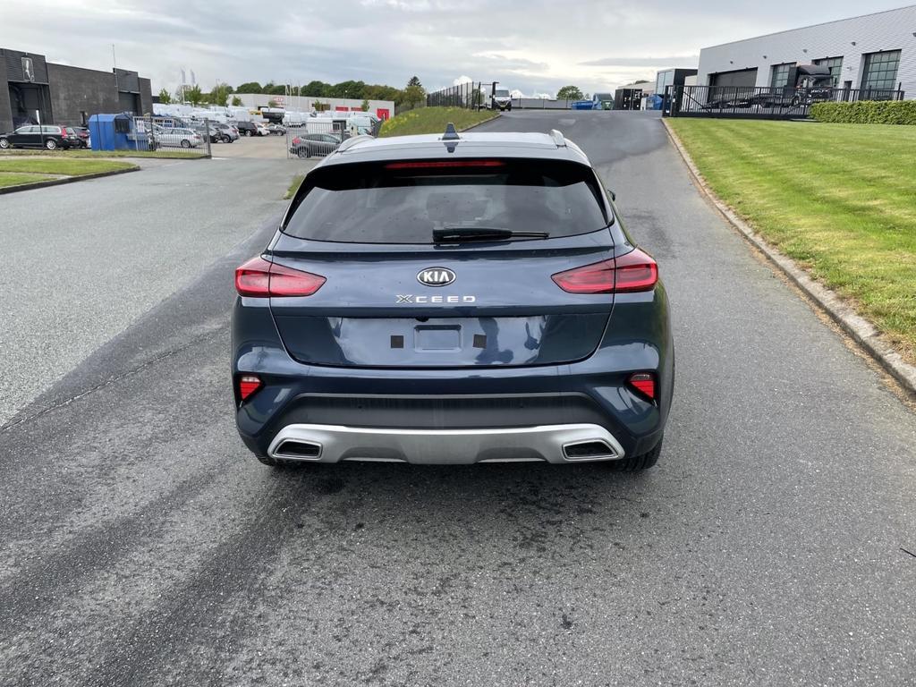 Kia Xceed EU-Neuwagen Reimport