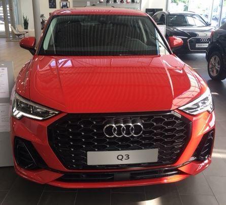 Audi Q3 Sportback S line MJ 2021/MMI Radio/Alarm