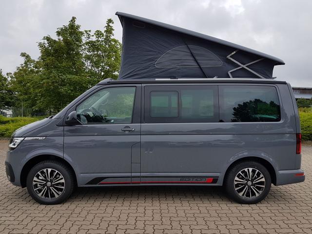 Volkswagen California 6.1 - Beach Camper Edition T6.1 *SOFORT* NAVI+ACC+SHZ+KAMERA