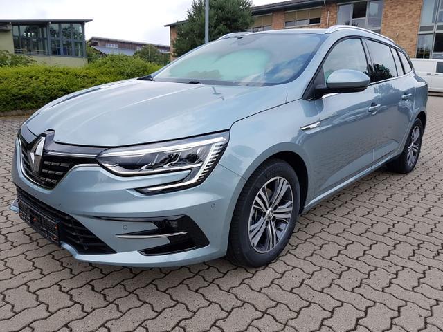 Lagerfahrzeug Renault Mégane Grandtour - Intens NAVI/LED/ALU/SHZ/PDC