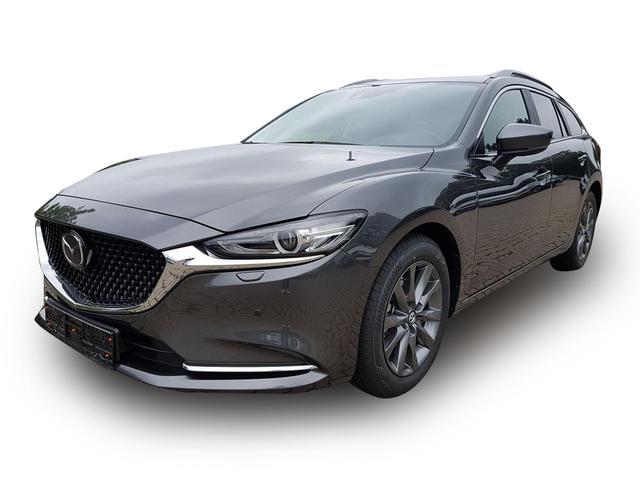 Bestellfahrzeug, konfigurierbar Mazda Mazda6 Kombi - Premium (Exclusive-Line) LED NAVI 360°KAM HeadUp DAB