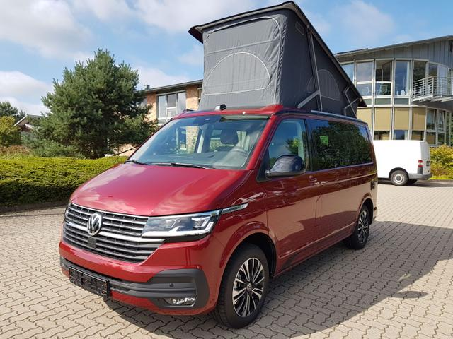Volkswagen California 6.1 - Ocean Edition T6.1  SOFORT  NAVI/KAMERA/ACC/SHZ Vorlauffahrzeug kurzfristig verfügbar