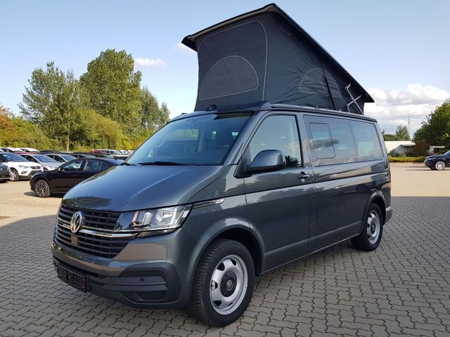 Volkswagen California 6.1 - Beach Camper T6.1 *SOFORT* KAMERA+SHZ+PDC+Miniküche