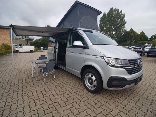 Volkswagen California 6.1 - Beach Camper T6.1  SOFORT  KAMERA SHZ PDC Miniküche Vorlauffahrzeug kurzfristig verfügbar