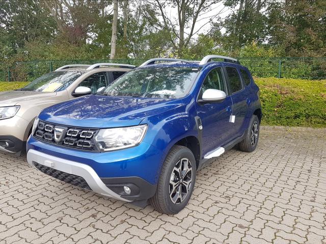 Lagerfahrzeug Dacia Duster - Prestige ALU NAVI SHZ 360° KAMERA Totwinkel-Assistent
