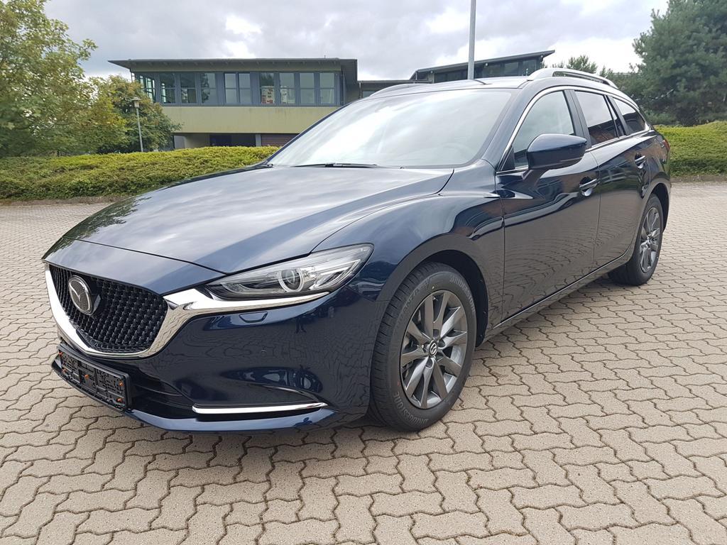 Mazda / Mazda6 Kombi / EU-Neuwagen / Reimport