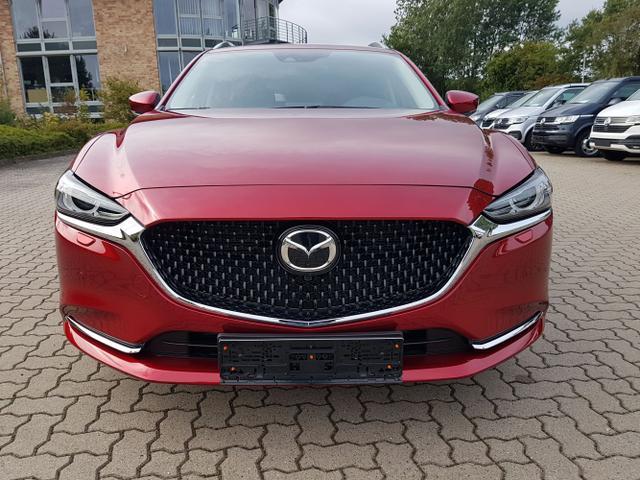Mazda Mazda6 EU-Neuwagen Reimport