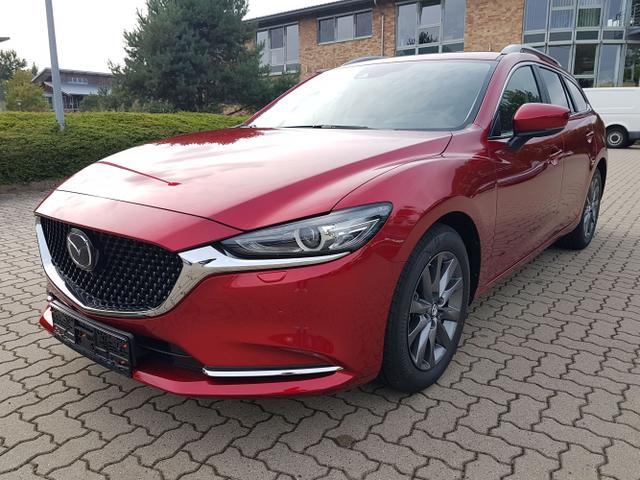 Mazda Mazda6 Kombi - Premium (Exclusive-Line) LED+NAVI+360°KAM+HeadUp+DAB