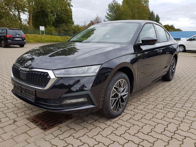 Lagerfahrzeug Skoda Octavia - Ambition ALU LED SHZ KAMERA