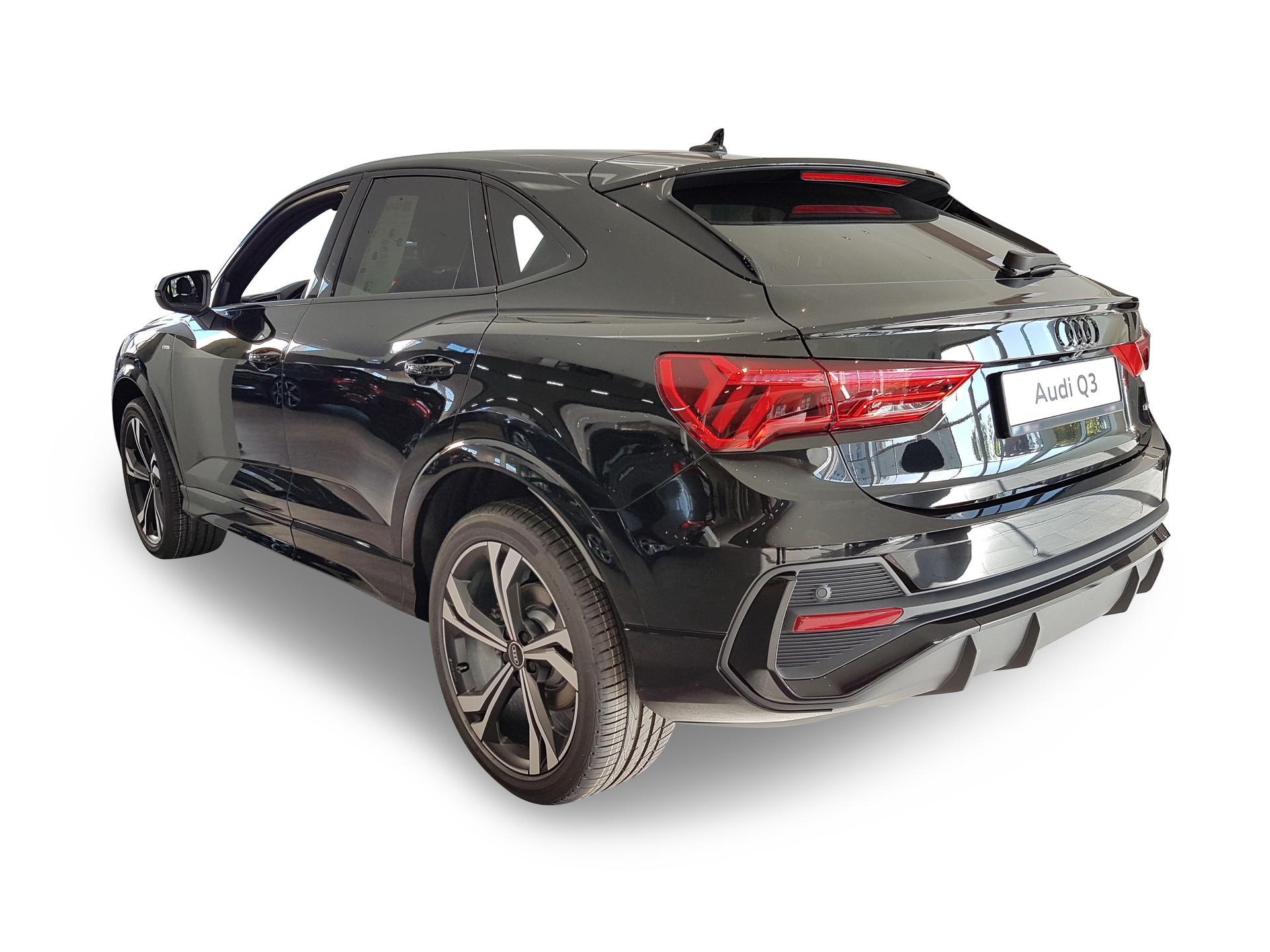 Audi / Q3 Sportback / EU-Neuwagen / Reimport