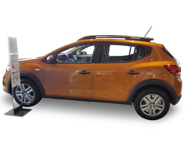 Dacia Sandero Stepway - Essential SHZ Tempomat LED DAB Bestellfahrzeug