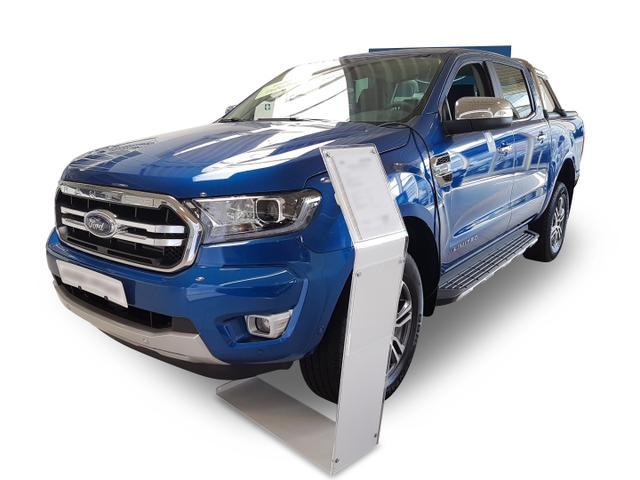 Ford Ranger - Limited DoKa SHZ/ PDC v h/ LED Bestellfahrzeug