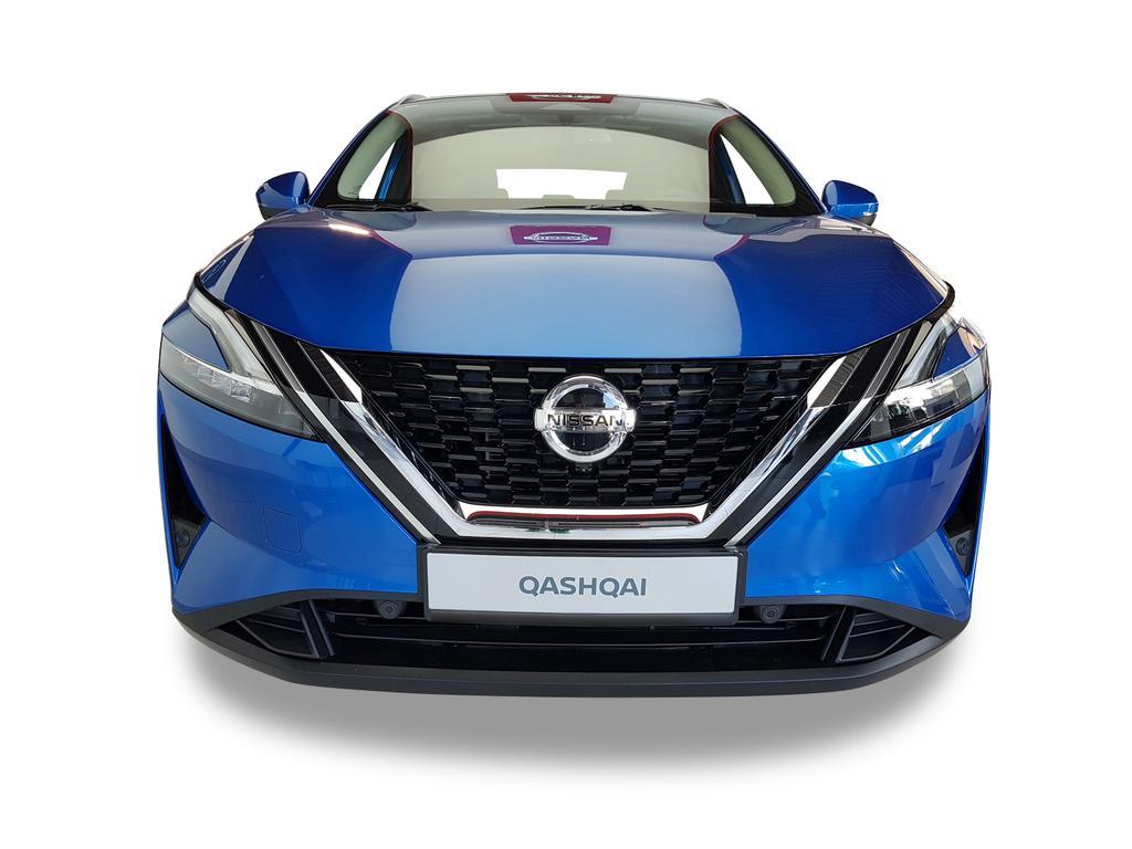 Nissan / Qashqai / EU-Neuwagen / Reimport