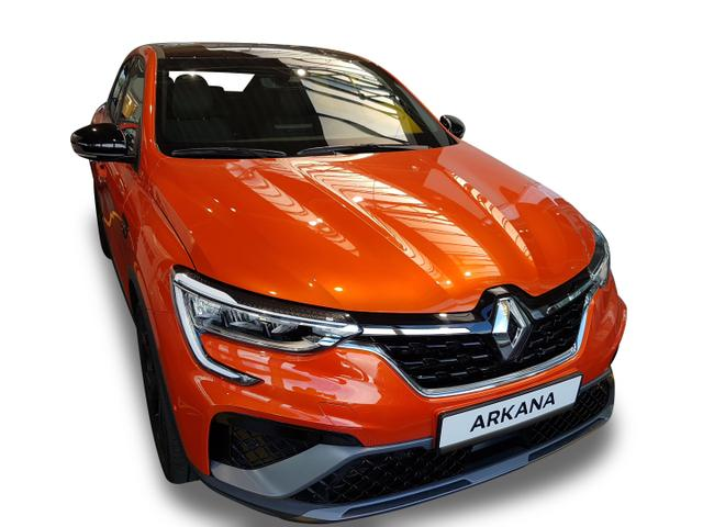 "Bestellfahrzeug, konfigurierbar Renault Arkana - R.S. LINE LED 18"" LM KAMERA NAVI BSD"