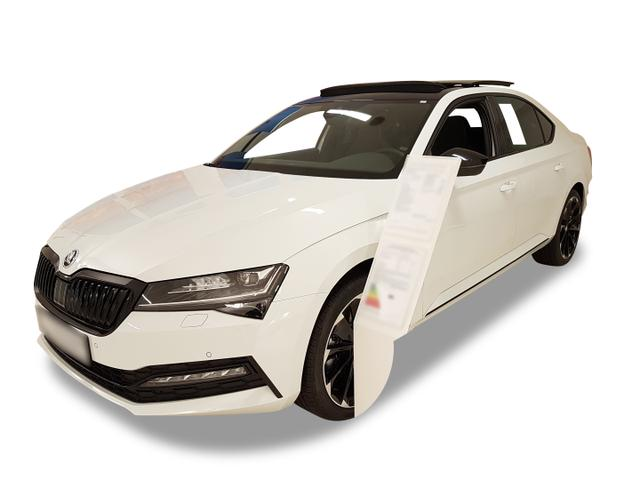 Bestellfahrzeug, konfigurierbar Skoda Superb - Sportline Klima LED ALU DAB