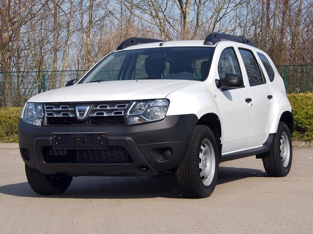 Dacia Duster - Ambiance