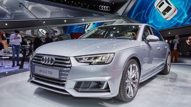 Audi A4 Limousine -