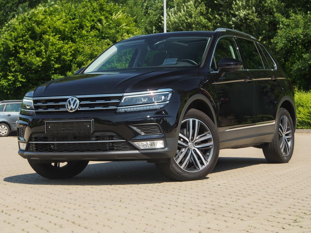 Volkswagen Tiguan Highline Neuwagen Mit Rabatt Eu