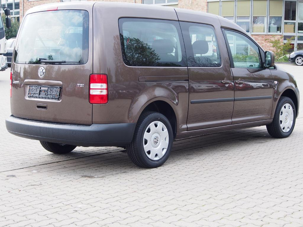 volkswagen caddy maxi comfortline neuwagen mit rabatt eu reimporte g nstig. Black Bedroom Furniture Sets. Home Design Ideas