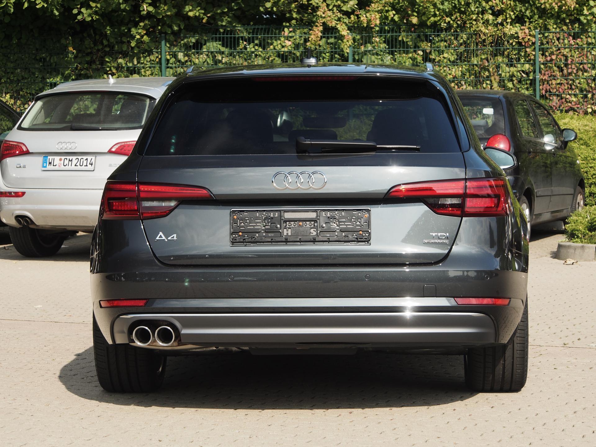 Audi A4 Avant Sport Neuwagen Mit Rabatt Eu Reimporte Günstig