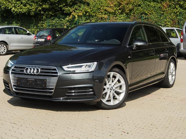 Audi A4 Avant - sport