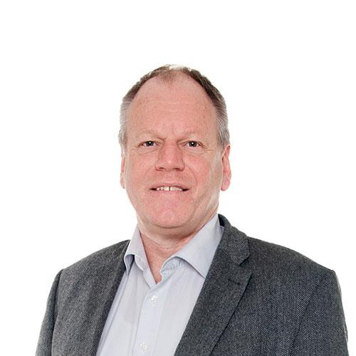 Dipl. Kfm. Rüdiger Hoins - Geschäftsführer take-your-car GmbH