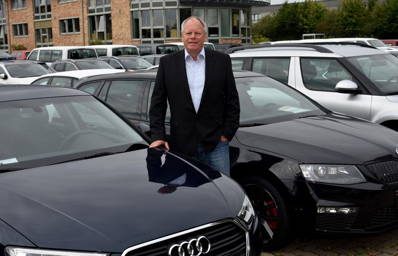 Geschäftsführer Take-Your-Car - Rüdiger Hoins