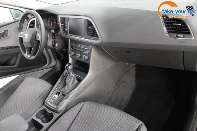 Seat Leon STYLE NAVI SHZ PDC v+h FullLink KLIMAAUTOMATIK TEMPOMAT MF-Lederlenkrad