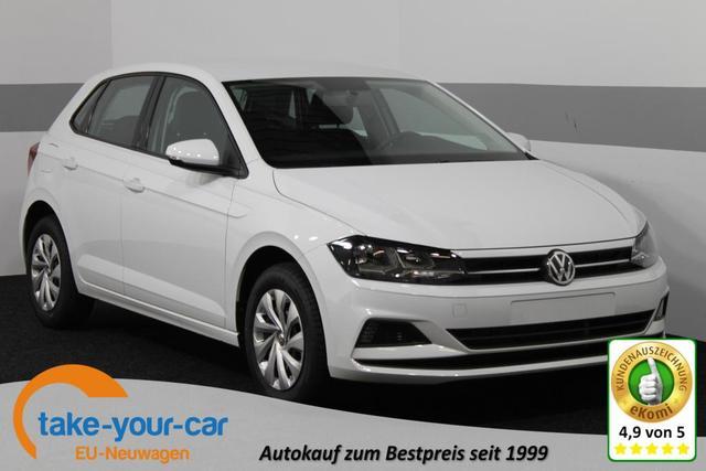 Volkswagen Polo - EDITION TEMPOMAT RFK SHZ KLIMAAUTOMATIK NSW ParkPilot Vorlauffahrzeug