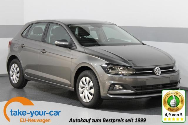 Volkswagen Polo - EDITION RFK ParkPilot SHZ KLIMAAUTOMATIK TEMPOMAT Regensensor Vorlauffahrzeug