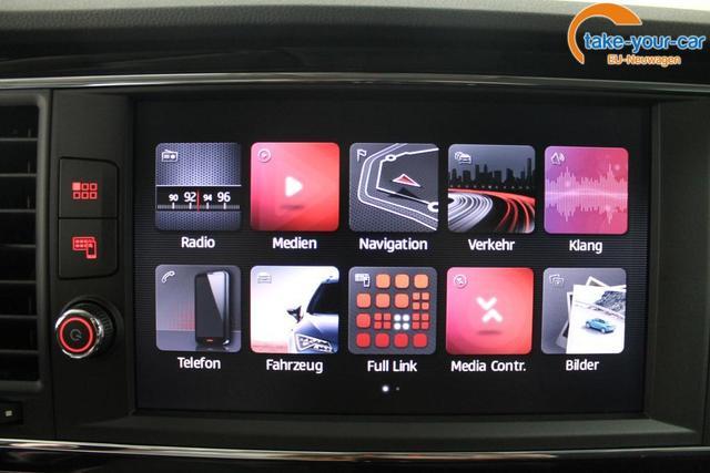 Seat Leon ST FR NAVI LED SHZ ACC PDC v+h VirtualCockpit RFK FullLink
