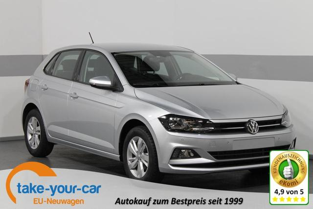 Volkswagen Polo - EDITION ACC RFK ParkPilot SHZ ActiveInfoDisplay KLIMAAUTOMATIK Regensensor Vorlauffahrzeug