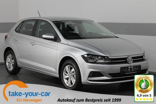 Volkswagen Polo - EDITION STYLE LED ACC SHZ RFK ParkPilot Vorlauffahrzeug