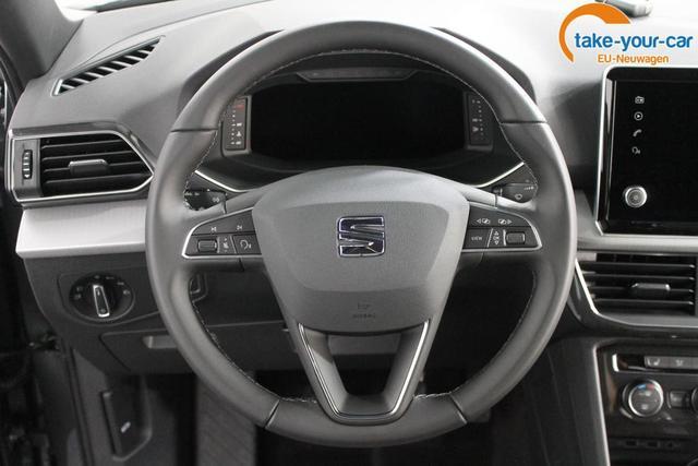 Seat Tarraco STYLE PLUS NAVI ParkAssist PDC v+h SHZ VirtualCockpit LED