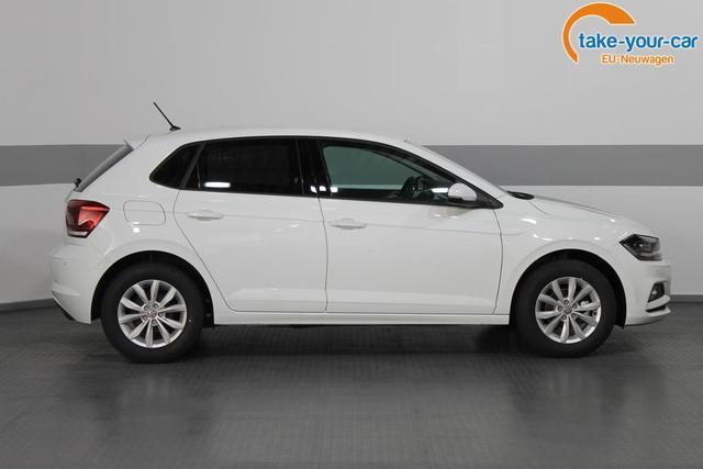 Volkswagen Polo EDITION STYLE LED ACC SHZ RFK ParkPilot KLIMAAUTOMATIL ALU