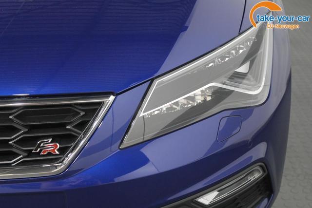 Seat Leon FR NAVI ACC PANORAMA LED SHZ BEATS PDC v+h 18ALU KLIMAAUTOMATIK FullLink