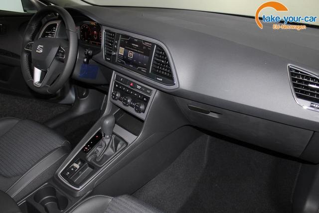 Seat Leon ST XCELLENCE DSG NAVI LED KESSY VirtualCockpit SHZ