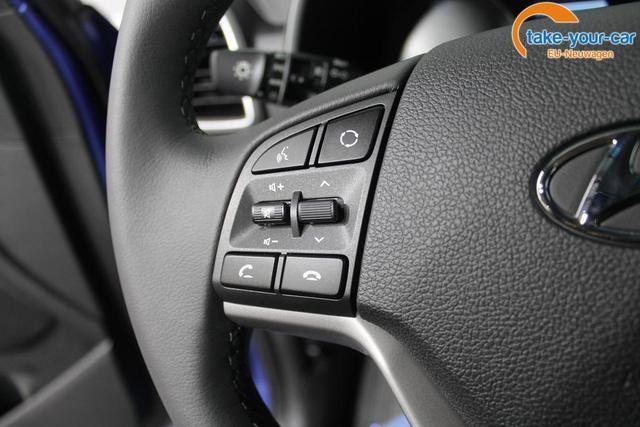 Hyundai TUCSON PREMIUM DCT NAVI SHZ v+h LEDER FULL LED SMART-KEY ACC 19ALU DAB